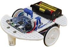 プログラミング ロボット ビュートローバー ARM