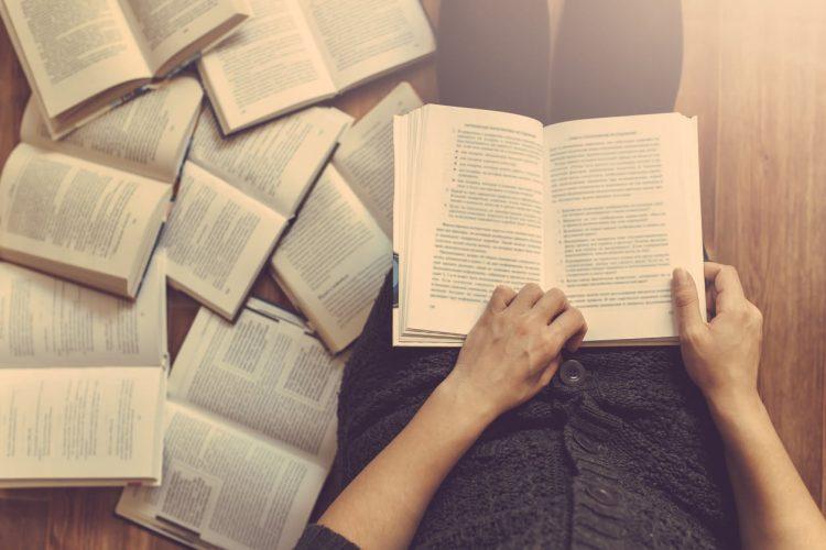 読書を続ける