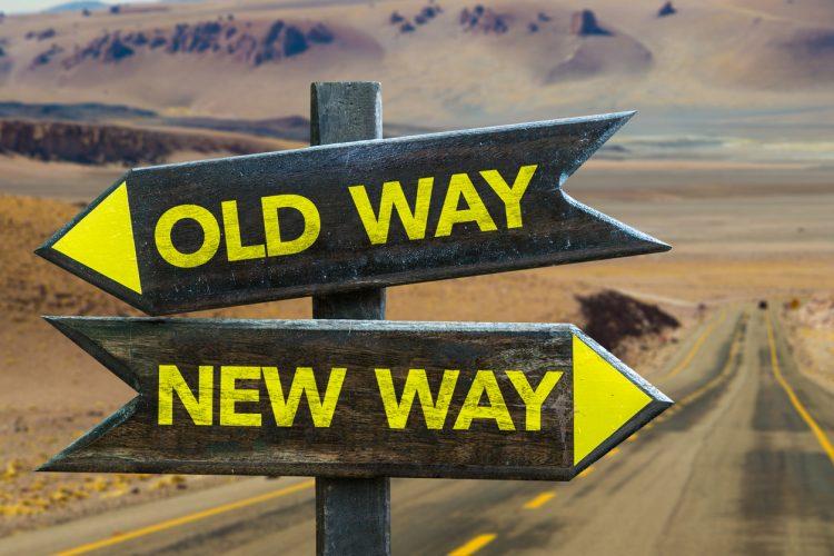 新旧切り替わりの時代の端境期